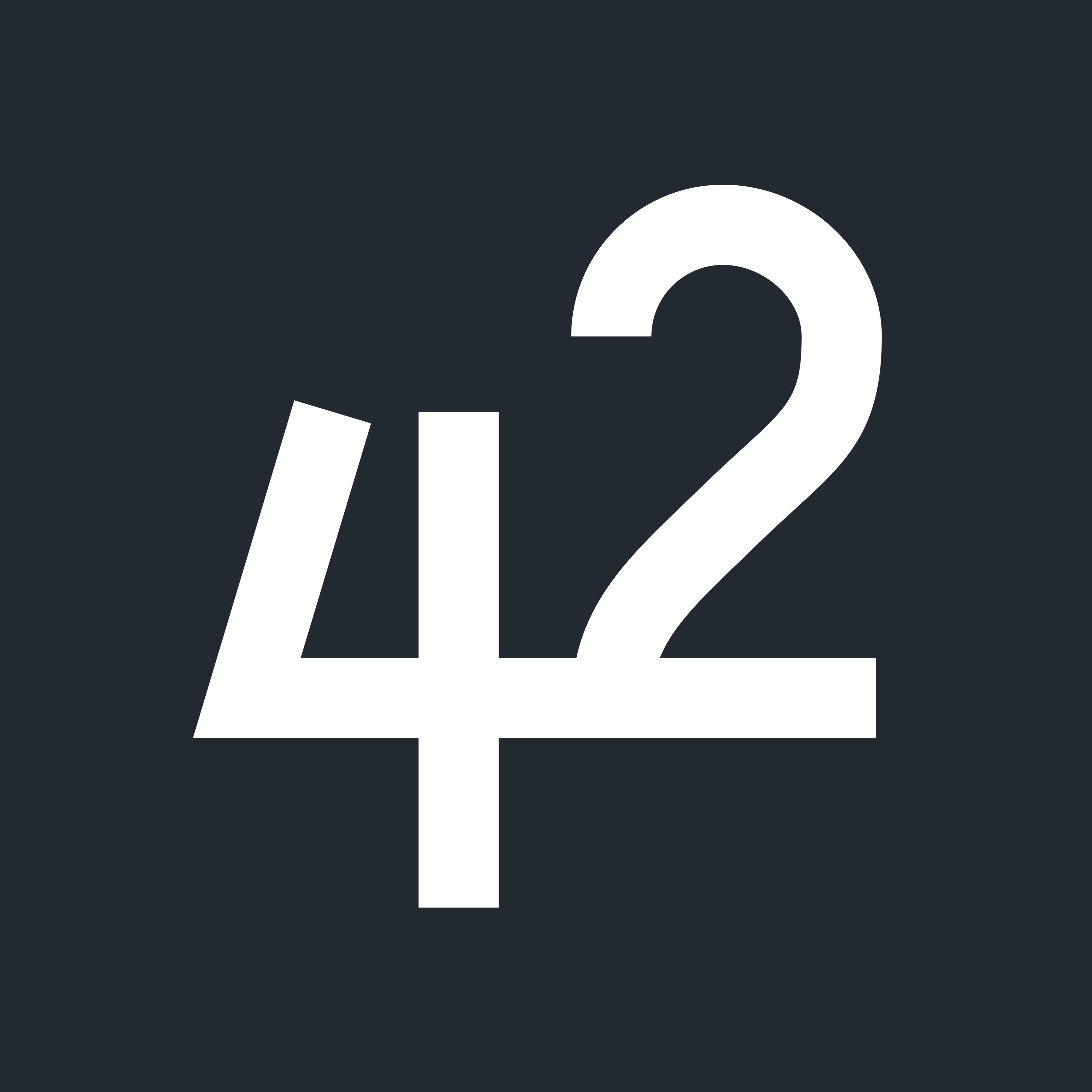 42 >> 42 Technologies